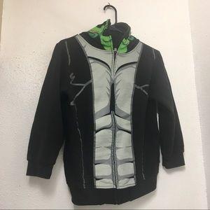 Other - Frankenstein's Monster zip face hoodie